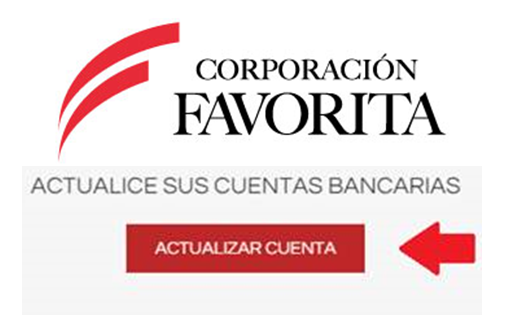 Registro de accionistas Corporación Favorita (Supermaxi)- Acreditación de Dividendos