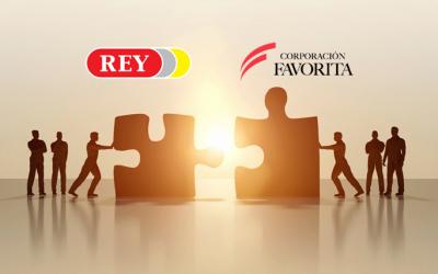 Adquisición Grupo Rey por Corporación Favorita (Supermaxi)